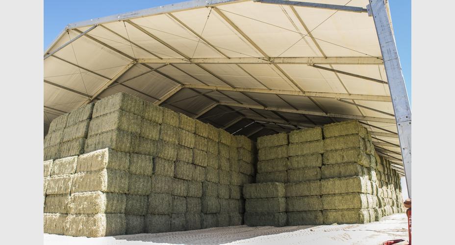 Carpas para ganaderia y agricultura