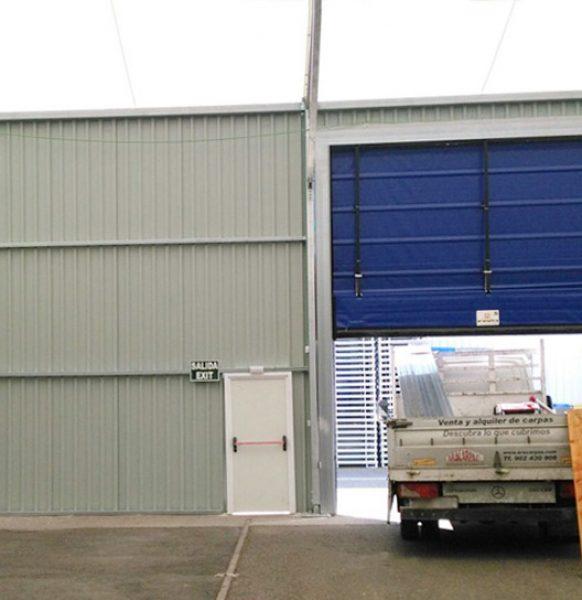 Pabellón industrial y logístico: la solución más óptima para tu empresa