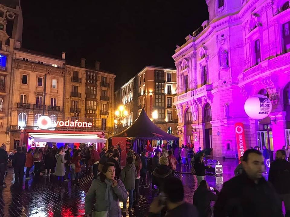 Jaimas en Bilbao