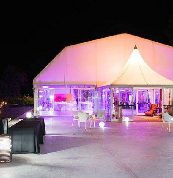 Carpas hostelería y eventos: Accesorios para tener una carpa 10