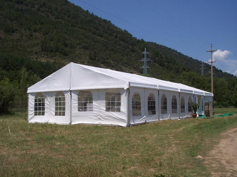 Carpas para eventos Pirineo