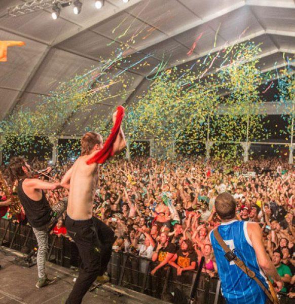 Aracarpas: La solución global para garantizar la seguridad en festivales