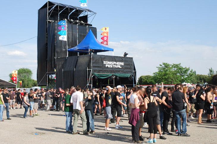 Carpas para festivales