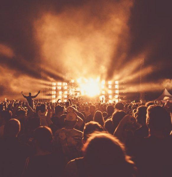 Las carpas de Aracarpas en el Azkena Rock Festival 2019