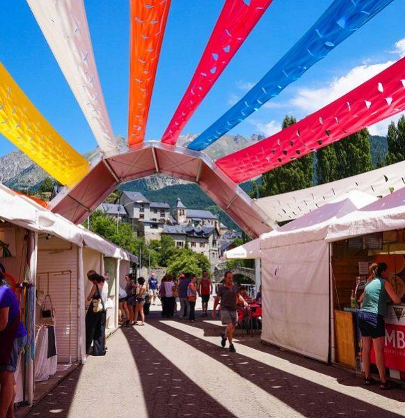 Pirineos Sur 2018 ya ha comenzado llenando de música el embalse de Lanuza