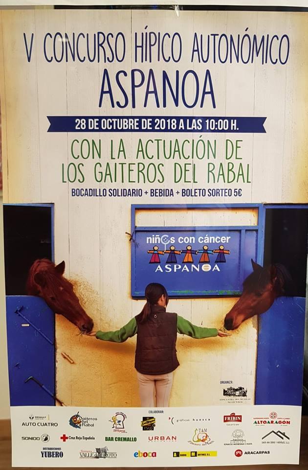 Concurso Hípico Aspanoa