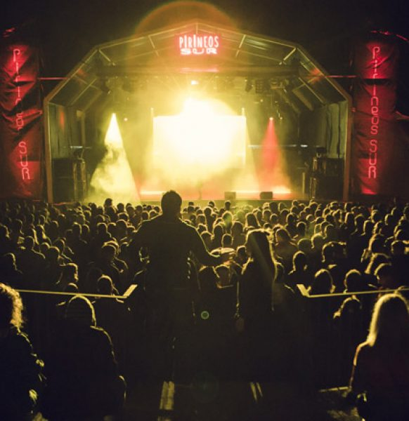 Sigue el festival Pirineos Sur 2019 con conciertos, mercadillos y éxito de asistencia