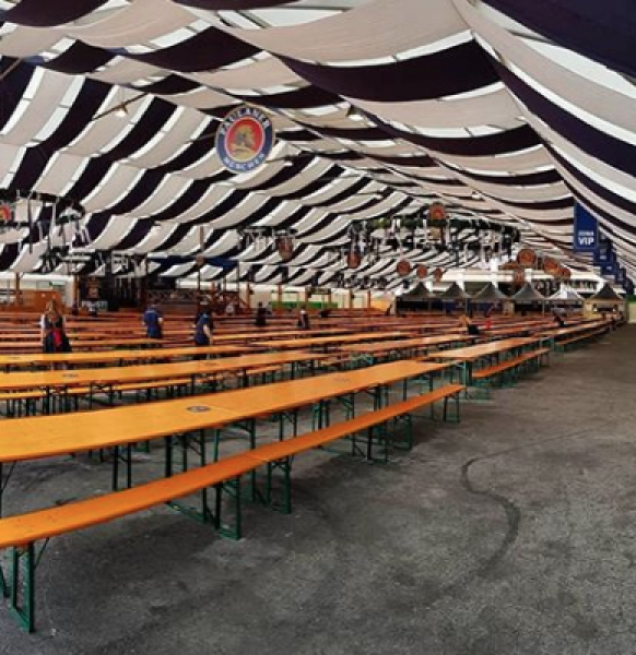 Oktoberfest: la fiesta de la cerveza sabe mejor en nuestras carpas para eventos