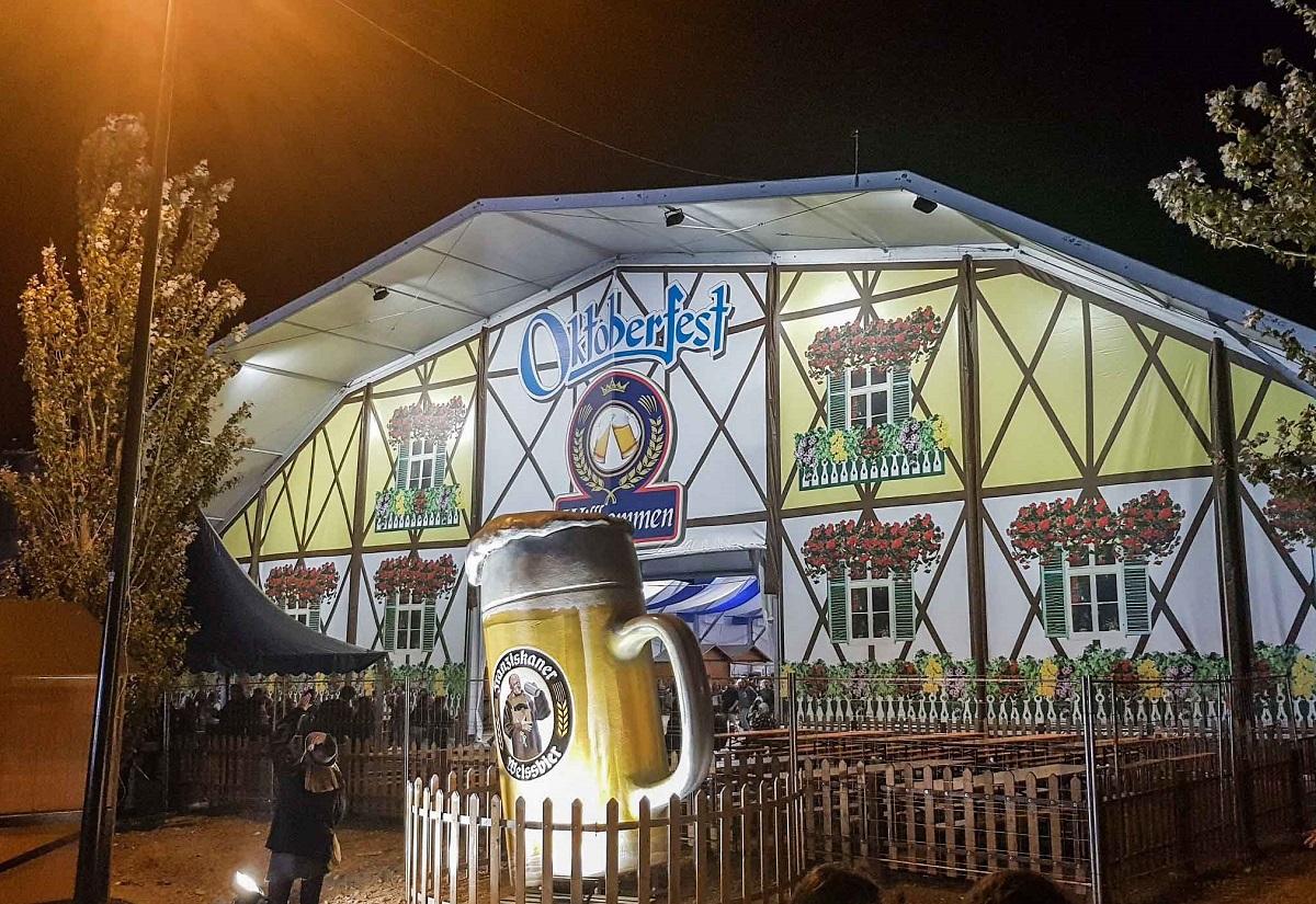 Carpas Fiestas de la Cerveza