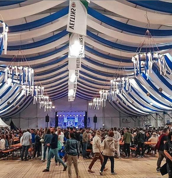 Carpas para Fiestas de la Cerveza: Oktoberfest Valdespartera