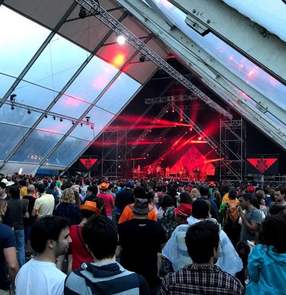 Que no pare la música: conciertos en directo durante la cuarentena por COVID-19