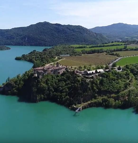Una boda de ensueño en el Pirineo Aragonés: Ligüerre Resort