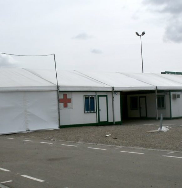 Carpas de hospital para emergencias