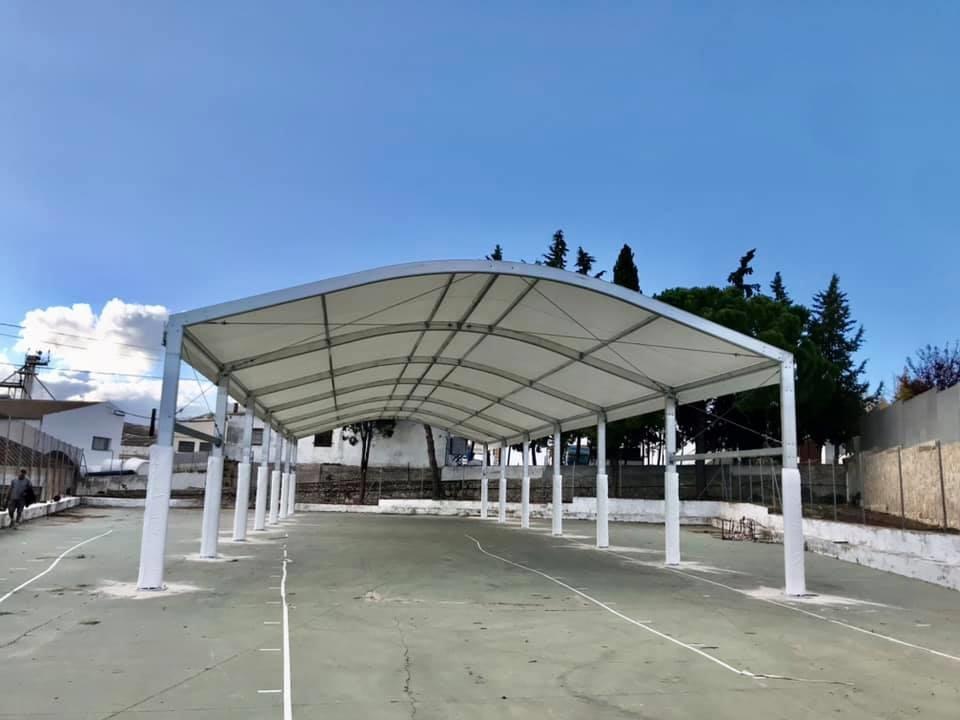 Carpas para colegios en Andalucía