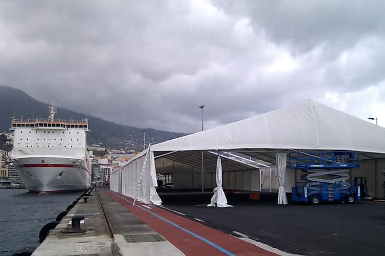 naves para logística portuaria